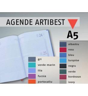 Agenda A5 datata ARTIBEST