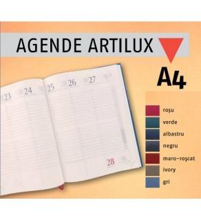 Agenda A4 datata ARTILUX