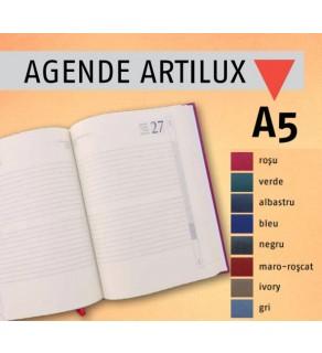 Agenda A5 datata ARTILUX