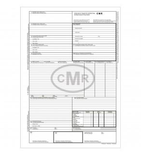 CMR 5 Ex Transport International A4 (25*5) Autocopiativ