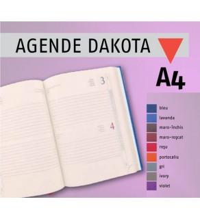Agenda A4 datata DAKOTA