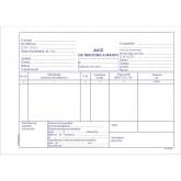 Aviz de insotire a marfii A6 (50*3) Autocopiativ