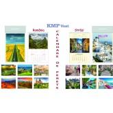 Calendar de perete 33x48cm (nepersonalizat)