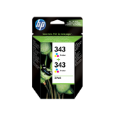 Cartus HP 343 dublu