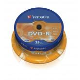 DVD-R 25/bulk