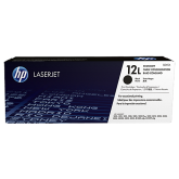 Toner original HP Laserjet Q2612L negru economic