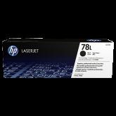 Toner original HP Laserjet CE278L negru economic